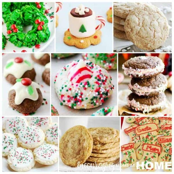 Christmas Cookies Recipes with Pictures, Recipes for Christmas Cookies. Christmas Cookie Recipes for Kids.