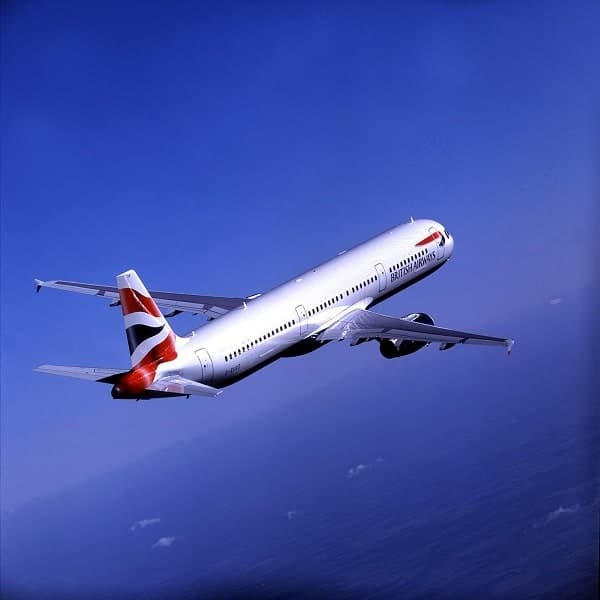 best airlines for families, british airways with a baby