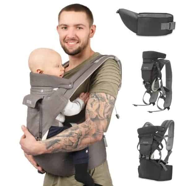 Sweety Fox Baby Carrier