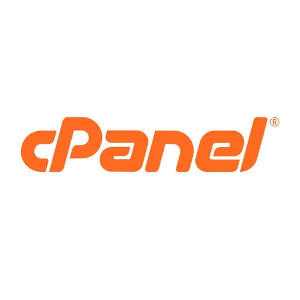 Panel de control de hosting web cPanel