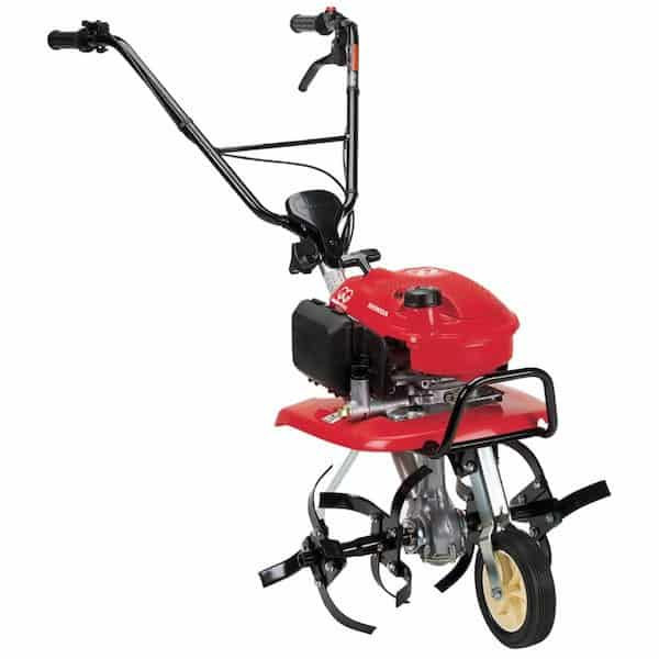 Small Mid-Tine Tiller for rent