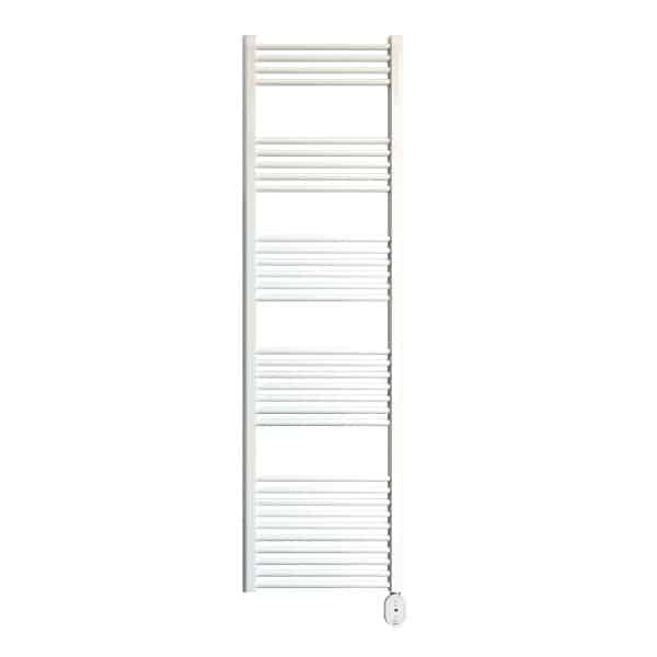 Rointe Giza Oval electric towel rail 750 W in white