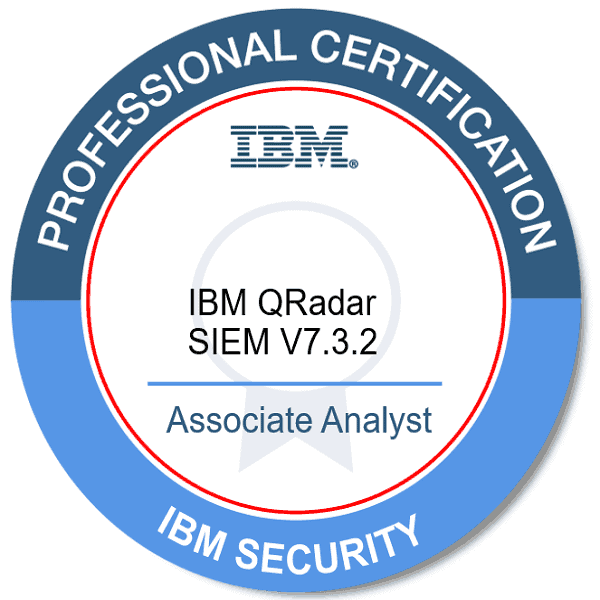 Certified QRadar Analyst SIEM 7.3.2 C0003502 training