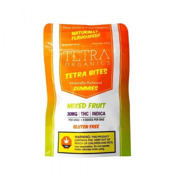 Tetra Power Bites Edibles 30mg THC