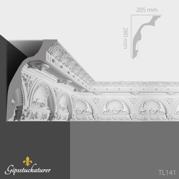 gips-stuckaturer-stockholm-sekelskifte-dekorativa-taklister-taklist-tl141-gipsstuckaturer-se