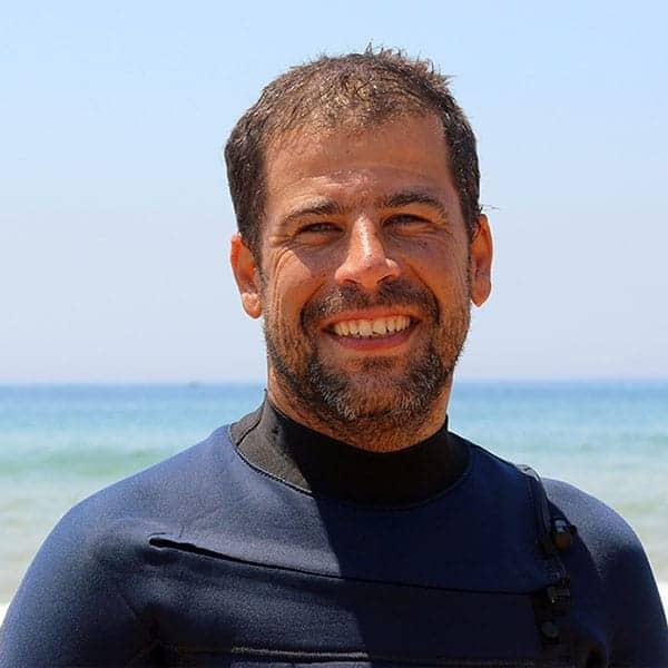 andre surf instructor