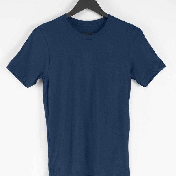 Men's Solid Plain T-Shirt