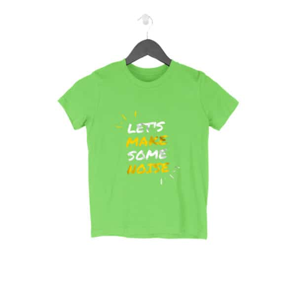 Let's Make Some Noise - Kids T-Shirt