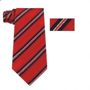 Striped Ties