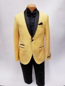 Bright Colored Tuxedos
