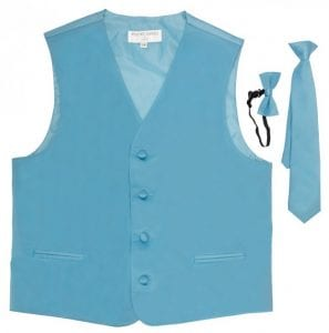 Boys Formal Tuxedo Vests And Suit Dress Vests Sets For Kids Children Sizes From Toddler to Teen