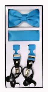 Suspenders and Bow Tie Sets
