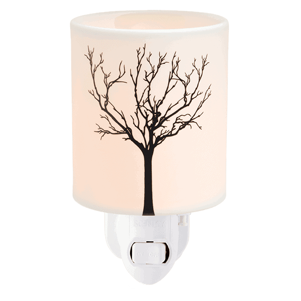 TILIA PLUG IN WAX WARMER FROM SCENTSY