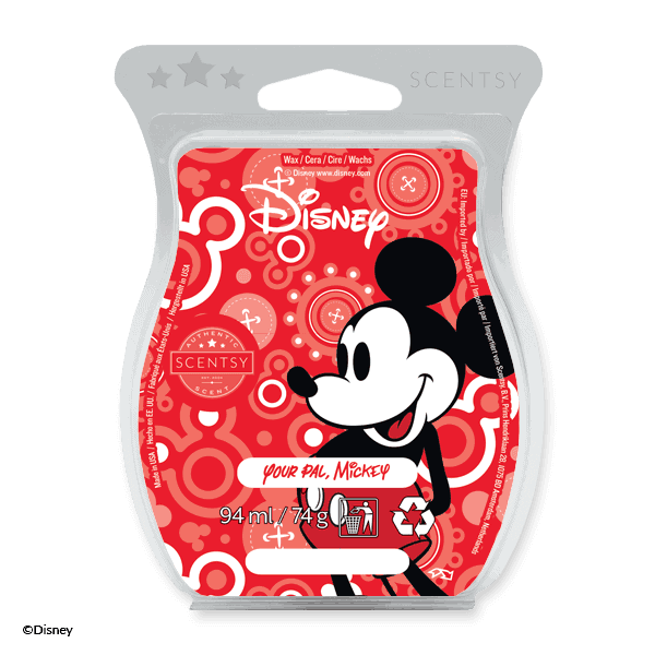 YOUR PAL, MICKEY – SCENTSY WAX BAR