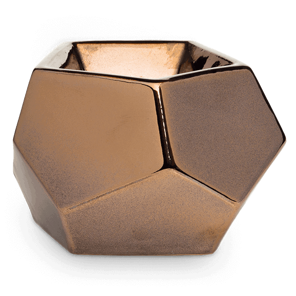 MIDNIGHT COPPER WAX WARMER FROM SCENTSY