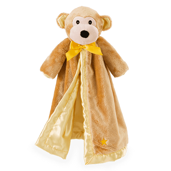 Scentsy Buddy Blanket Moe the Monkey