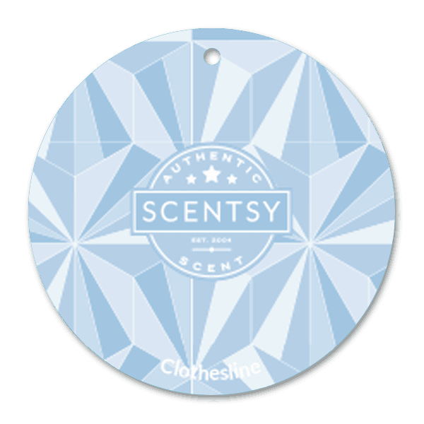 CLOTHESLINE SCENTSY SCENT CIRCLE