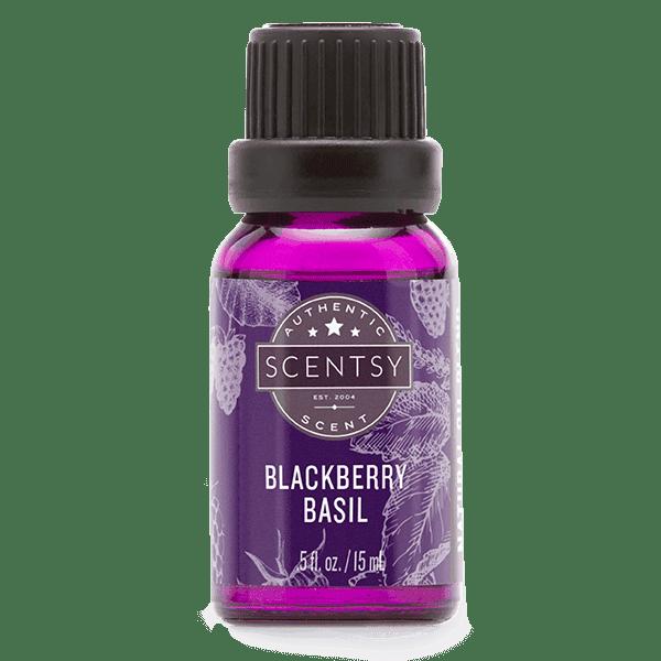 BLACKBERRY BASIL NATURAL OIL BLEND