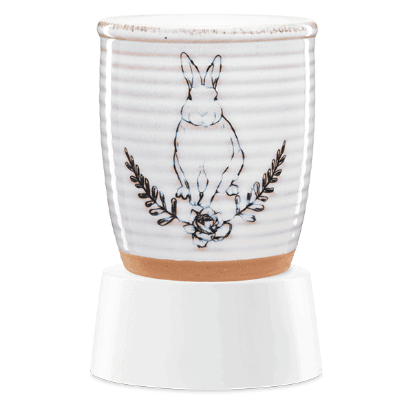 HIPPITY HOPPITY TABLETOP SCENTSY WAX WARMER