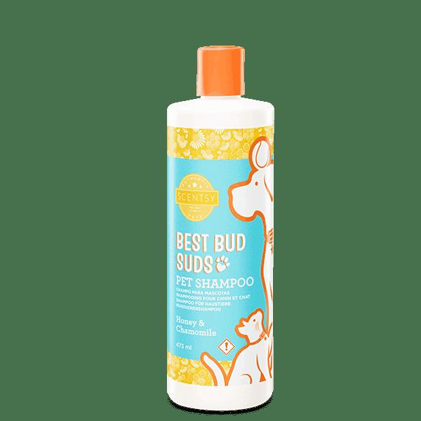 SCENTSY PET SHAMPOO - Honey & Chamomile Best Bud Suds Pet Shampoo