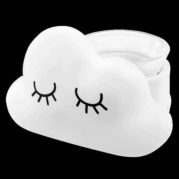 Cloud Nine Scentsy Warmer off