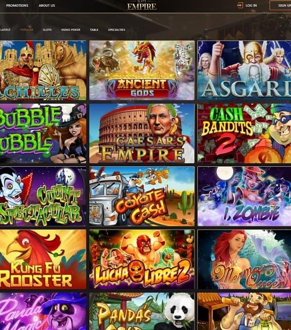 The best RTG Casino games