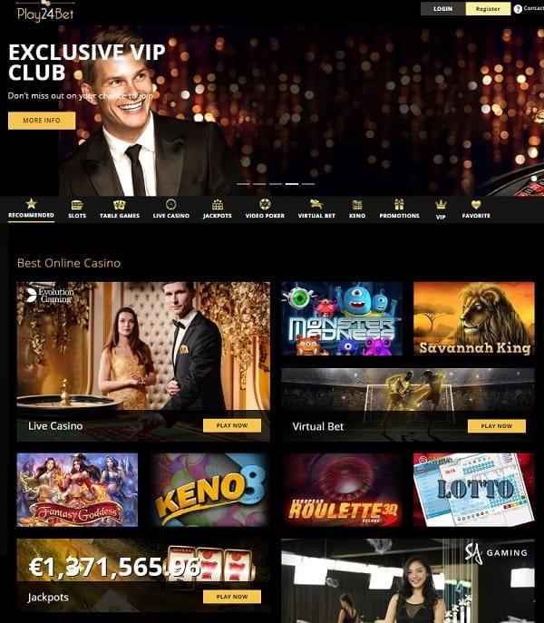 VIP Experience in Casino