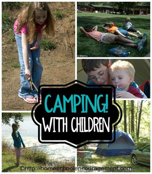 Now that you have kids, do you still go camping?  There's no reason why you can't...you just have to relax your expectations. Things will happen but with a little planning and preparation, camping with kids can be an amazing experience.