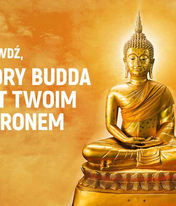 Sprawdź, który Budda jest Twoim patronem