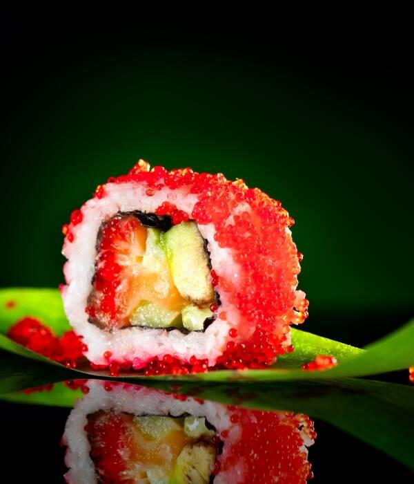 Minisłownik dla amatorów sushi House of Asia