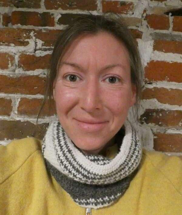 cozy crochet cowl