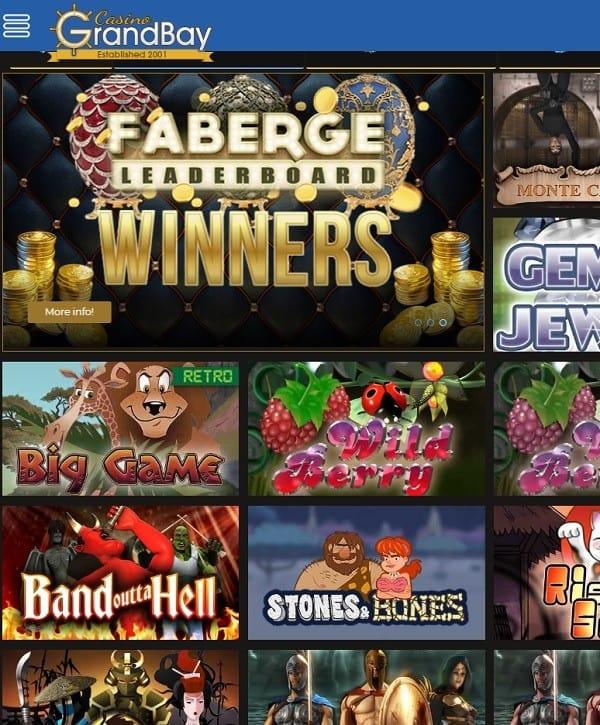 Casino Grand Bay review