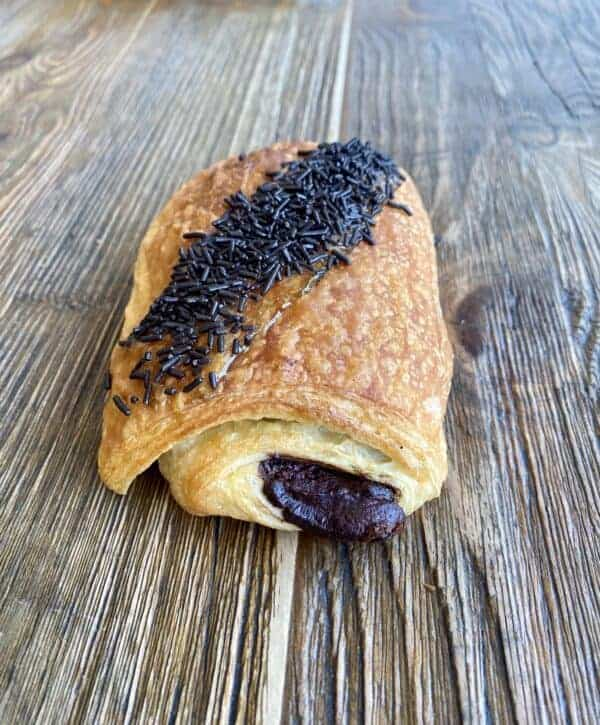 Napolitana de Chocolate Miga Bakery