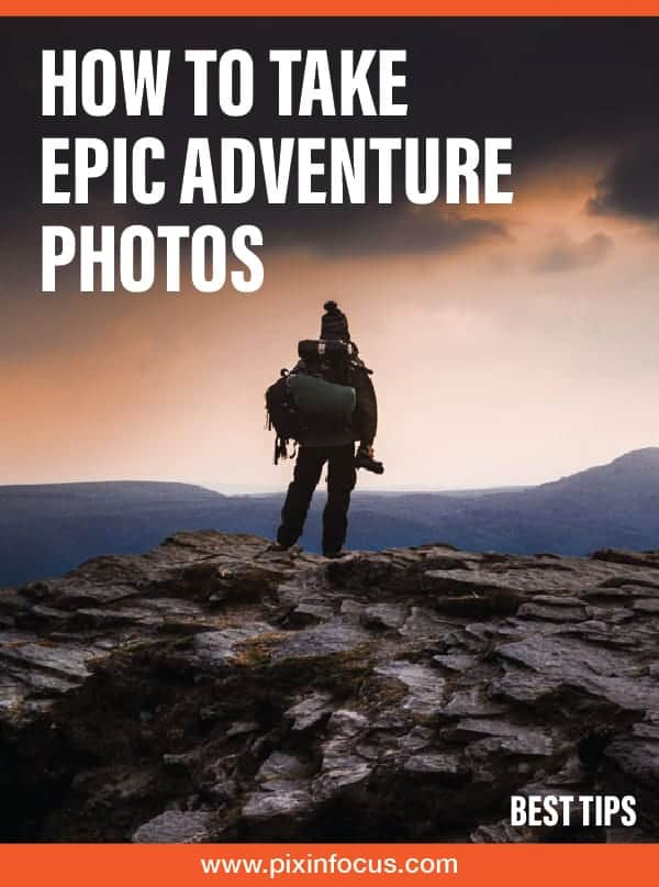 Pinterest pin Adventure Photography Guide