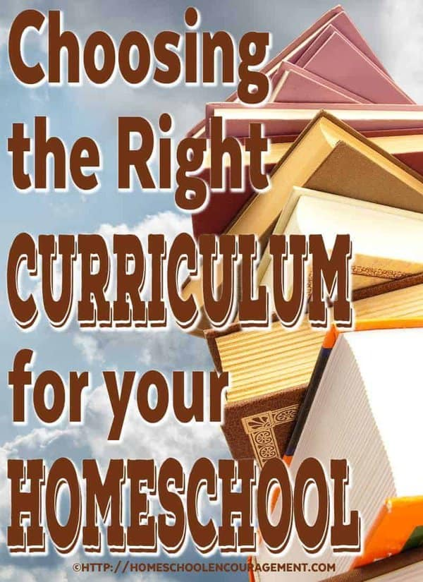 You have decided to homeschool and you know the method that you will follow, but how do you choose the right curriculum? Here are 8 tips on how to make the best selection for your homeschool classroom.