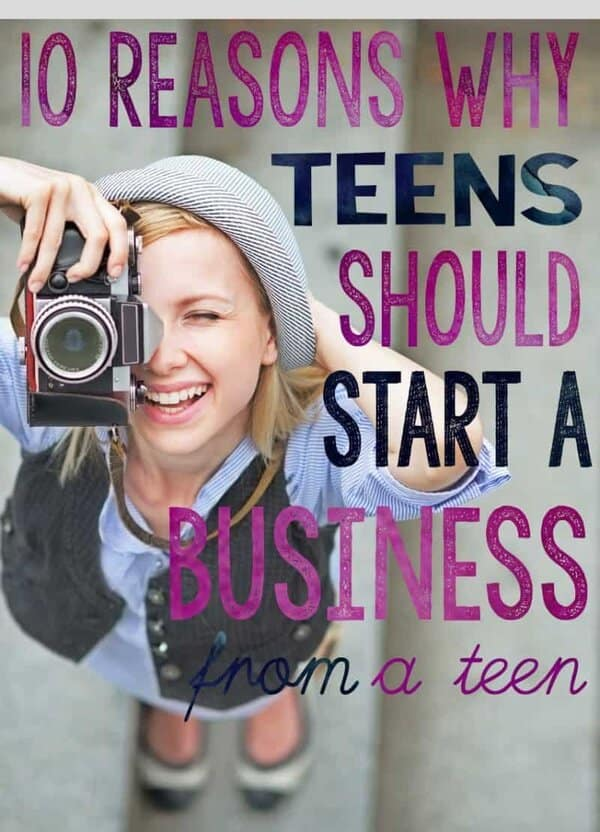 Does your teen need an income?  Do they need to learn time management and better communication skills. These qualities and more can be learned as they run their own business. Take a look at the list of 10 Reasons Why Teens Should Start a Business by homeschooler Samantha Shank.