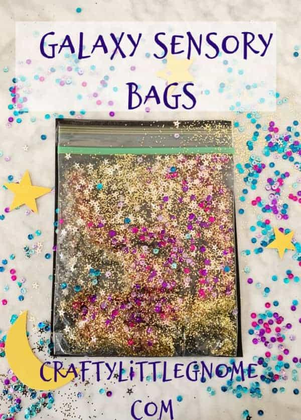 galaxy sensory bags