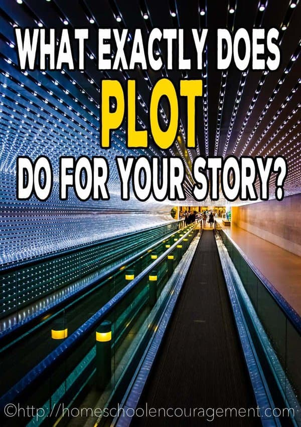 Plot: Learn what it can do for your story and find the rest of the series on writing by homeschool teen writer Hailey.