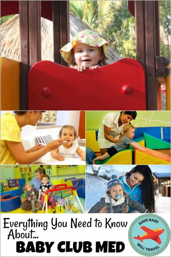 baby-club-med, club med with baby, baby holidays, holiday with baby