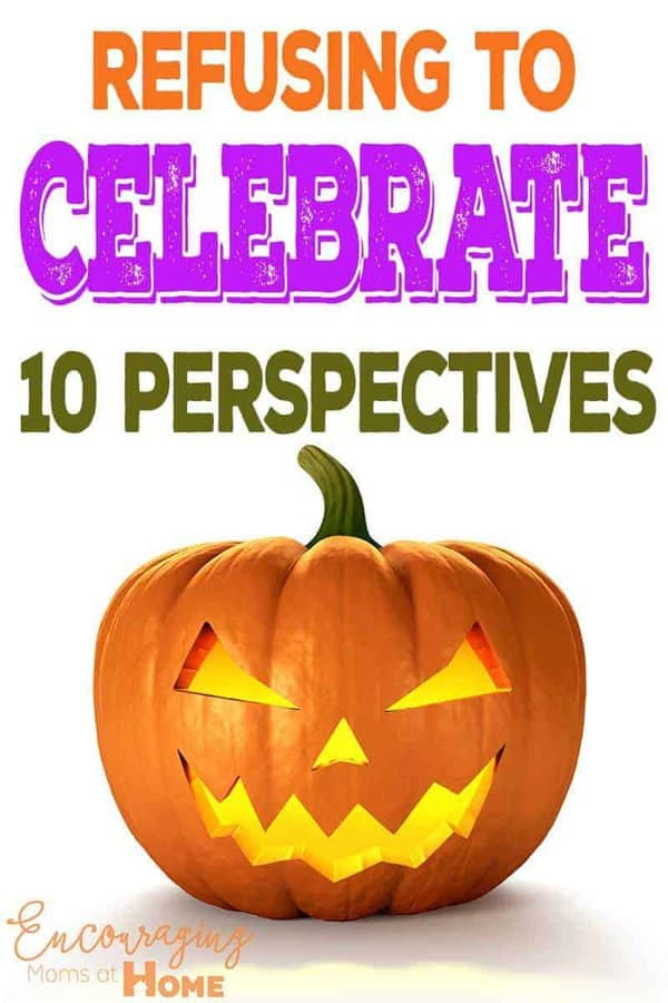 Looking for alternatives to help you celebrate Halloween? Here are 10 perspectives on the subject.