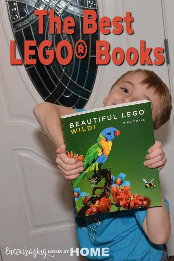 Do your kids love Legos? Did you know that playing with Legos can be educational? Take a look at our list of Lego books that make homeschooling fun and enhancing your kid's creativity.