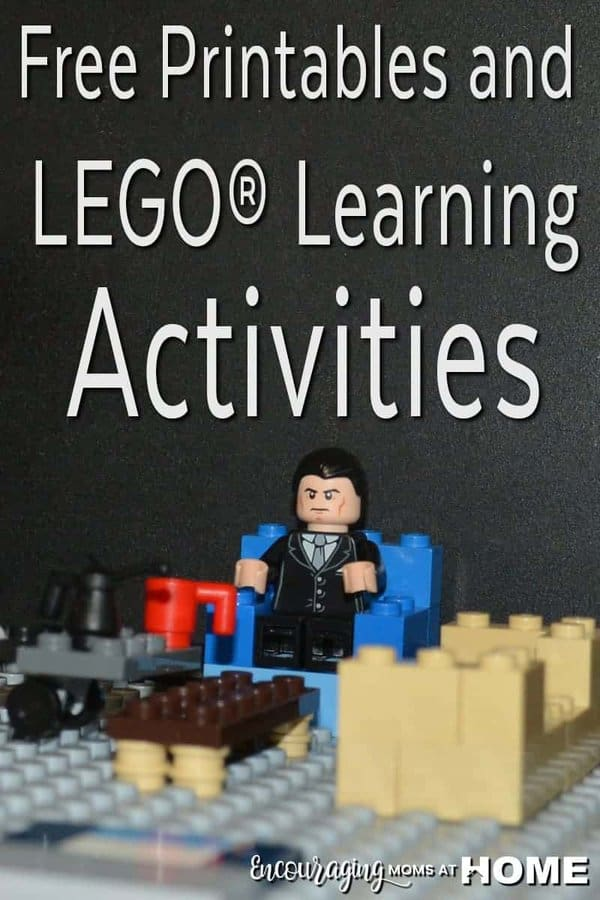 Are you looking for more great LEGO learning for your homeschool or classroom?  We have some great posts to get your creativity flowing and help you find the best LEGO learning content on the web. #LEGO #homeschool
