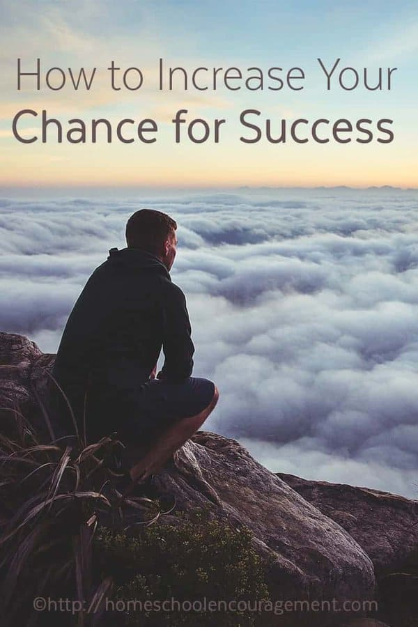 Ready to succeed? Here's how to increase your chances for success.