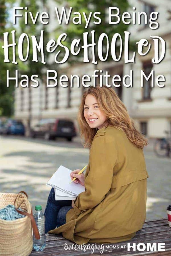 Interested in the benefits of being homeschooled from the students perspective? Take a look at five ways here.