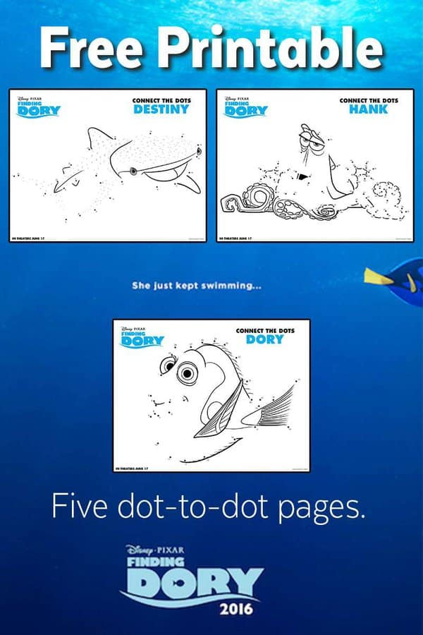 Finding Dory Pinnable Image