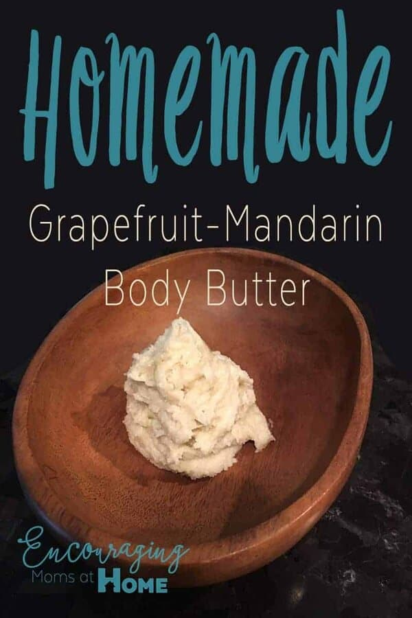 Body butter is a luxurious, thick, moisturizing lotion. I recommend making your own so that you don't have unnecessary ingredients added to your skin. Click over for my very own recipe.