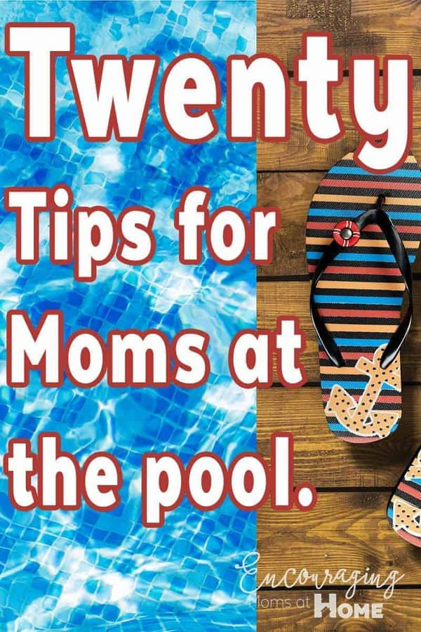 Do you dread going to the pool? Getting out the door can be chaos.  Here are 20 tips to help your visit to the swimmig pool a little more enjoyable and less chaotic this summer.