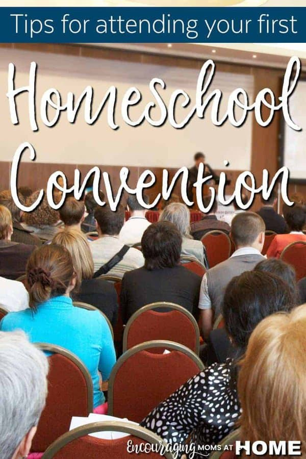Tips for attending your first homeschool convention