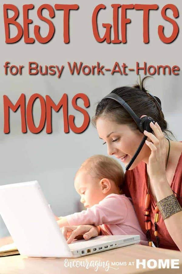 Best Gifts for Busy Work at Home Moms