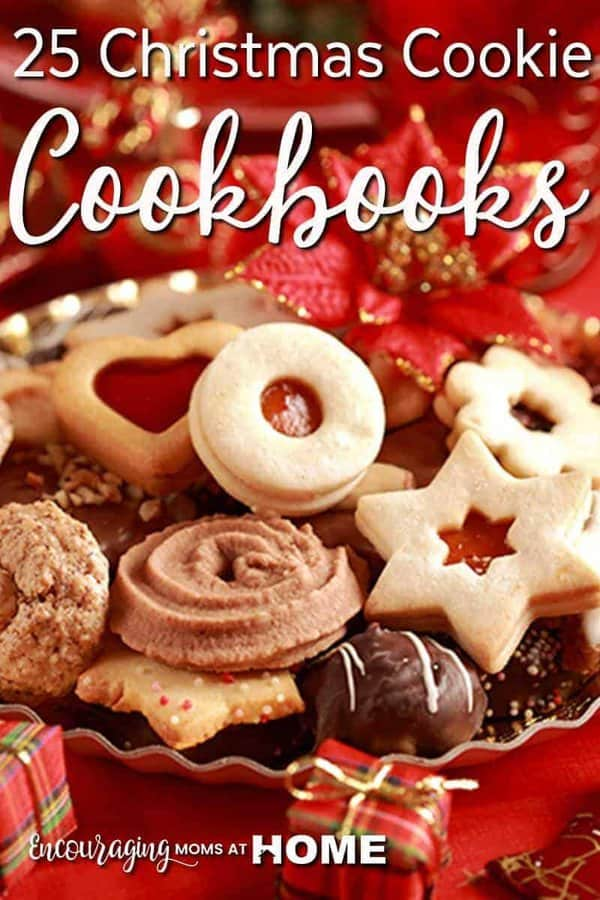 Do you love to bake Christmas Cookies?  Take a look at our list of cookbooks that you can use to make Christmas memories. AND you can use baking to teach your kids to read recipes, measure, and more.